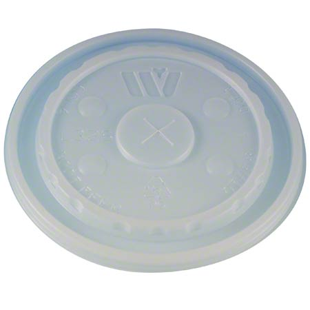 WinCup® Translucent Straw Slot Lid For 24C24
