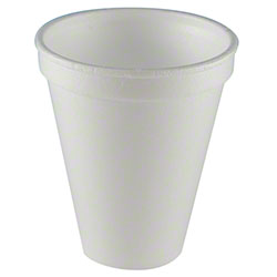 WinCup® White Foam Cup - 8 oz.