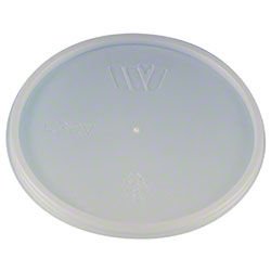 WinCup® Translucent Vented Lid For 8FC, 12FC, 16FC, 6B, 8B