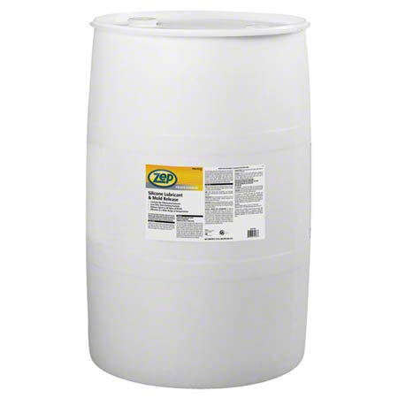 Zep® Silicone Lubricant & Mold Release - 55 Gal. Drum