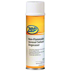 Zep® Non-Flammable Aerosol Solvent Degreaser - 20 oz.