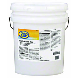 Zep® Vehicle Wash & Wax - 5 Gal. Pail