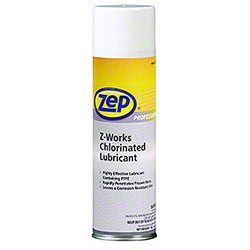 Zep® Z-Works Chlorinated Lubricant - 20 oz. Can